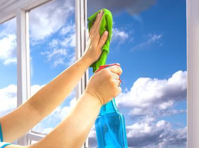 comment bien nettoyer les vitres